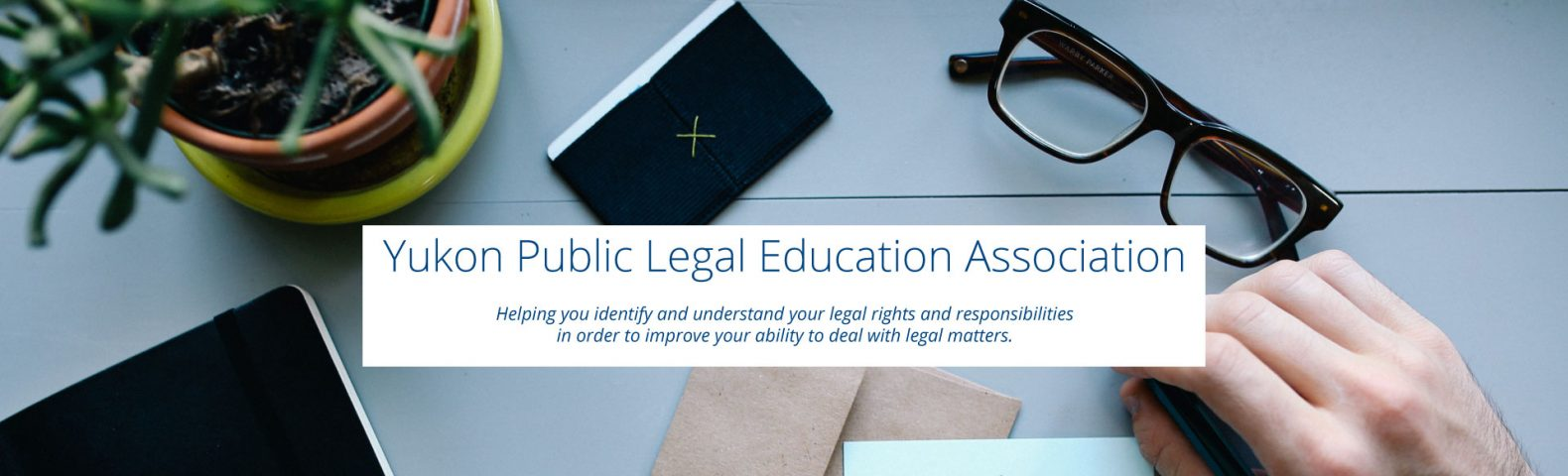 public legal education header image